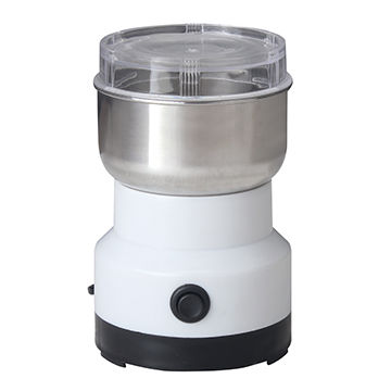 ABS Electric Coffee Grinder for Household Use, with CE/RoHS/LFGB Certificates